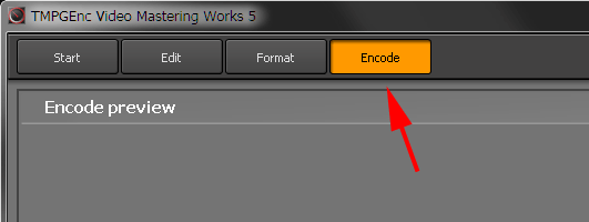 Video Mastering Works 5 - Encode