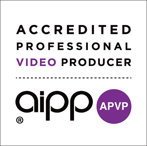 Accredited Professional Video Producer