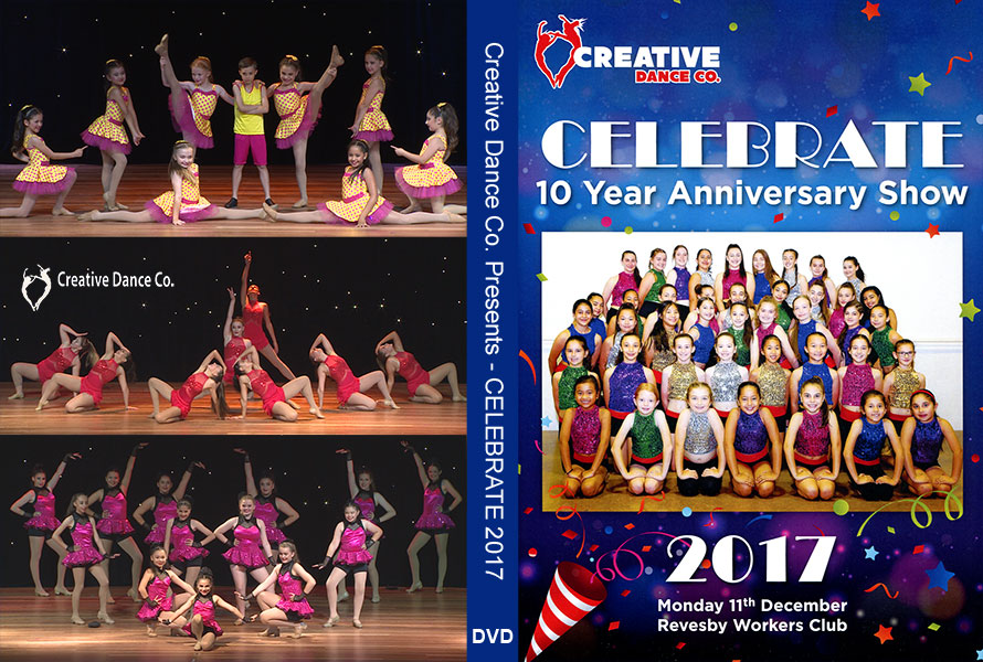Dance Concert Creative Dance Co 10 Year Anniversary 2017