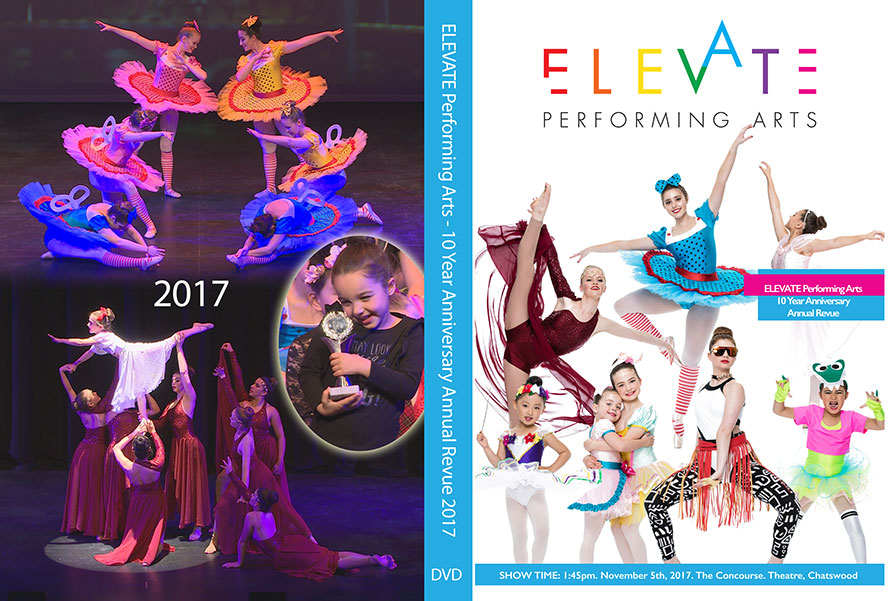 Dance Concert Elevate Performing Arts 2017