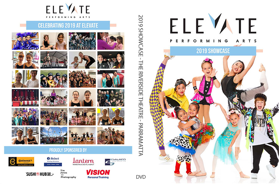 Dance Concert Elevate Performing Arts 2019