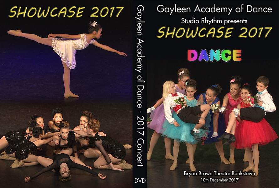 Dance Concert - Gayleen Academy of Dance 2017