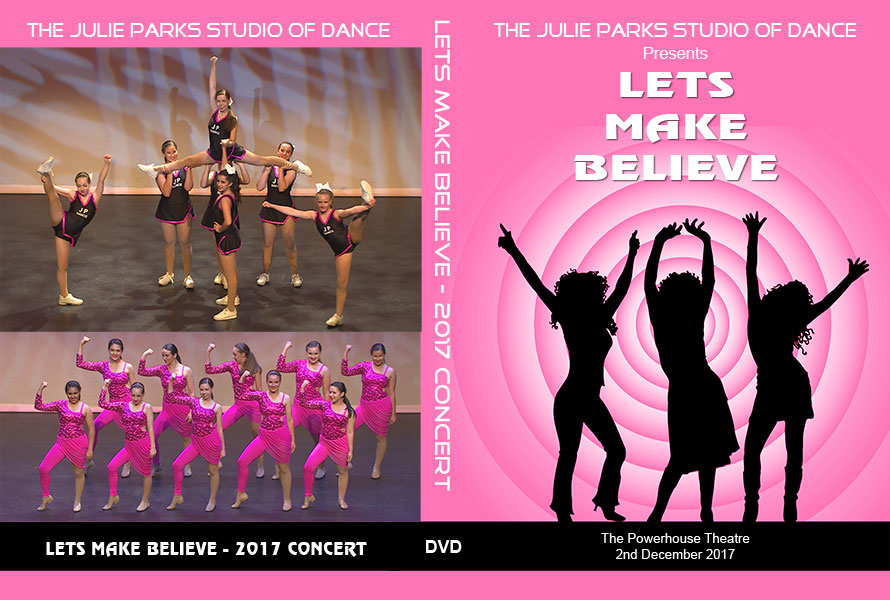 Dance Concert - Julie Parks Studio of Dance 2017