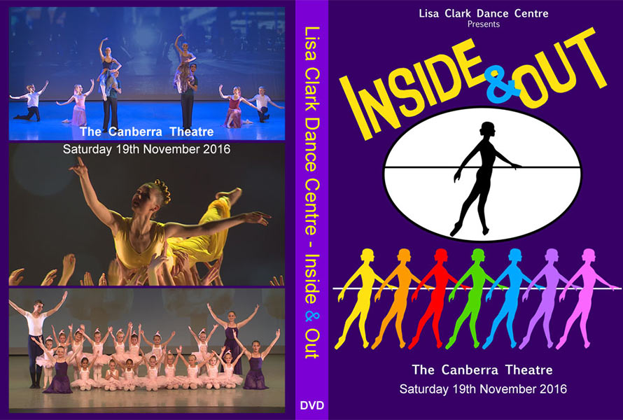 Dance Concert - Lisa Clark - The Canberra Theatre