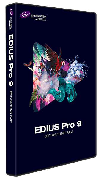 EDIUS Pro or Workgroup