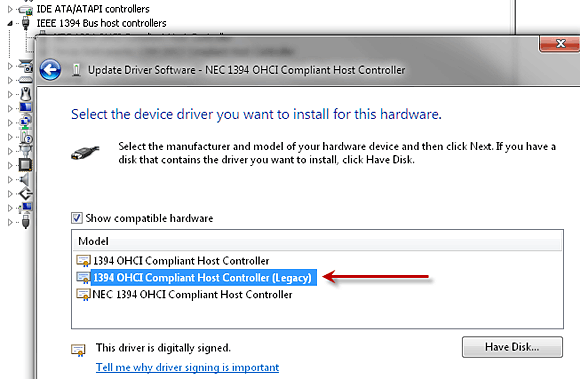 partitioned drive how to install os without usb